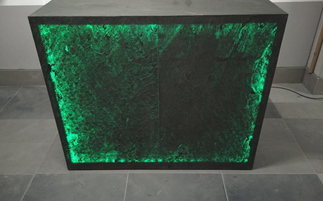 Leuchtregal